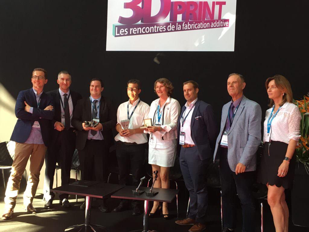 Trophée 3D Print 2017