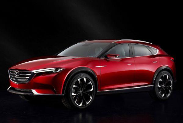 Mazda – CX7 Koeru
