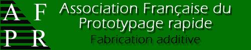 Logo Association Française de Prototypage Rapide