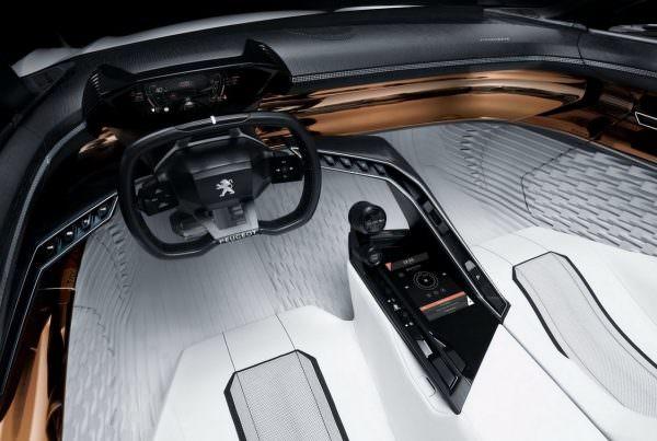 Peugeot - Concept-car Fractal