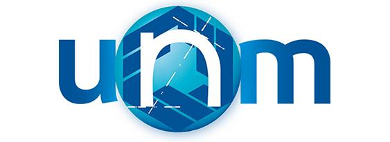Logotype UNM